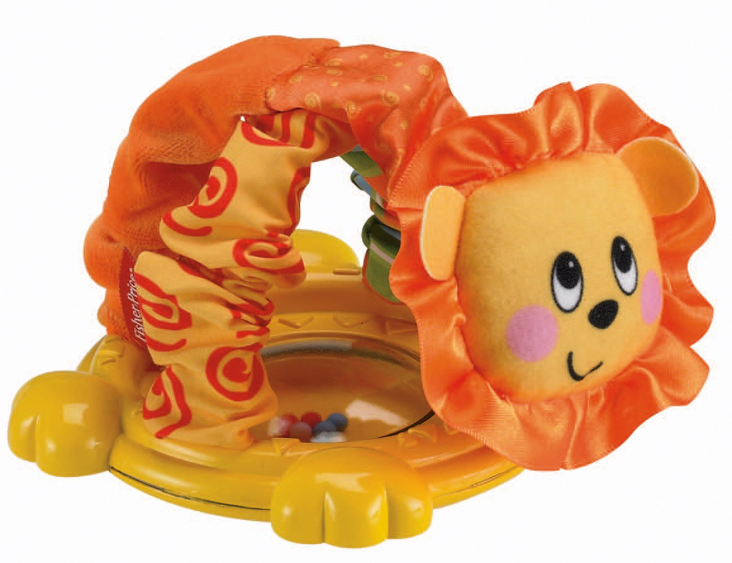 Fisher-Price Discover n' Grow Rolly Pollie, Lion (Discontinued by Manufacturer)