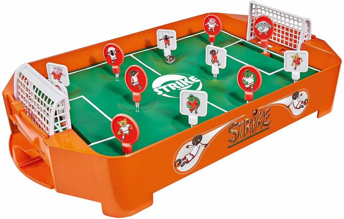 Simba 109451000 Strike Table Football