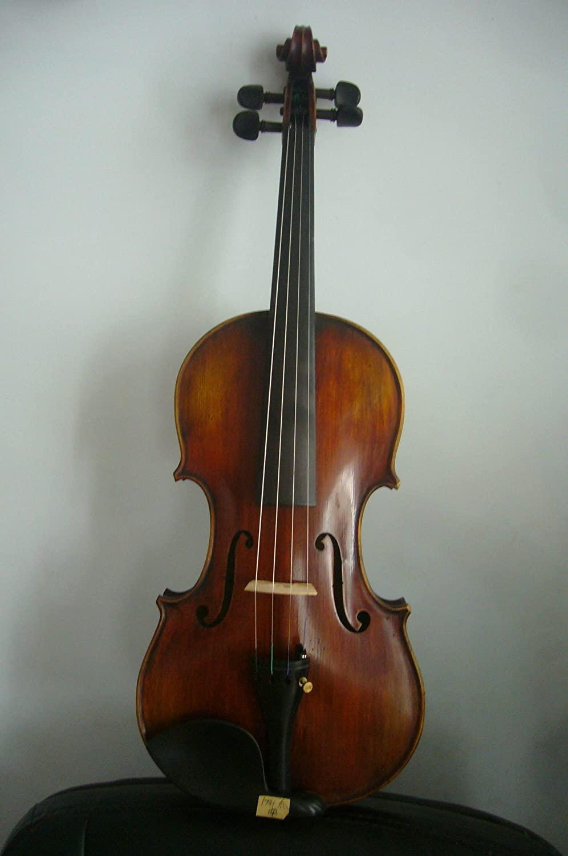 4/4 full size violin antique old style Guarneri model 1741 hand made violin