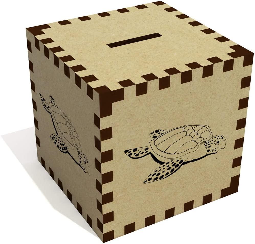 Azeeda 'Turtle' Money Box / Piggy Bank (MB00000633)