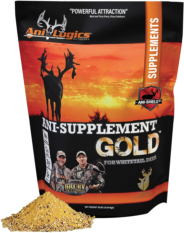 Ani-Logics Outdoors ANI-Supplement Gold, 10 lb