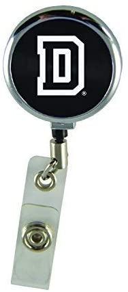 LXG, Inc. Dartmouth College-Retractable Badge Reel-Black