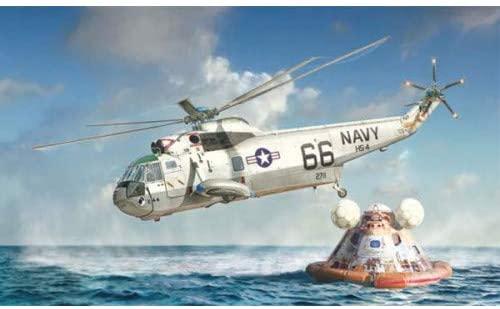 Italeri ITA1433 1:72 SH-3D Sea King Apollo Recovery [Moon Landing 50th Anniversary] [Model Building KIT]