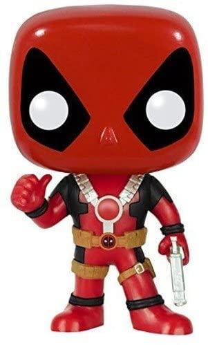 Funko POP Marvel: Deadpool Thumbs Up Action Figure