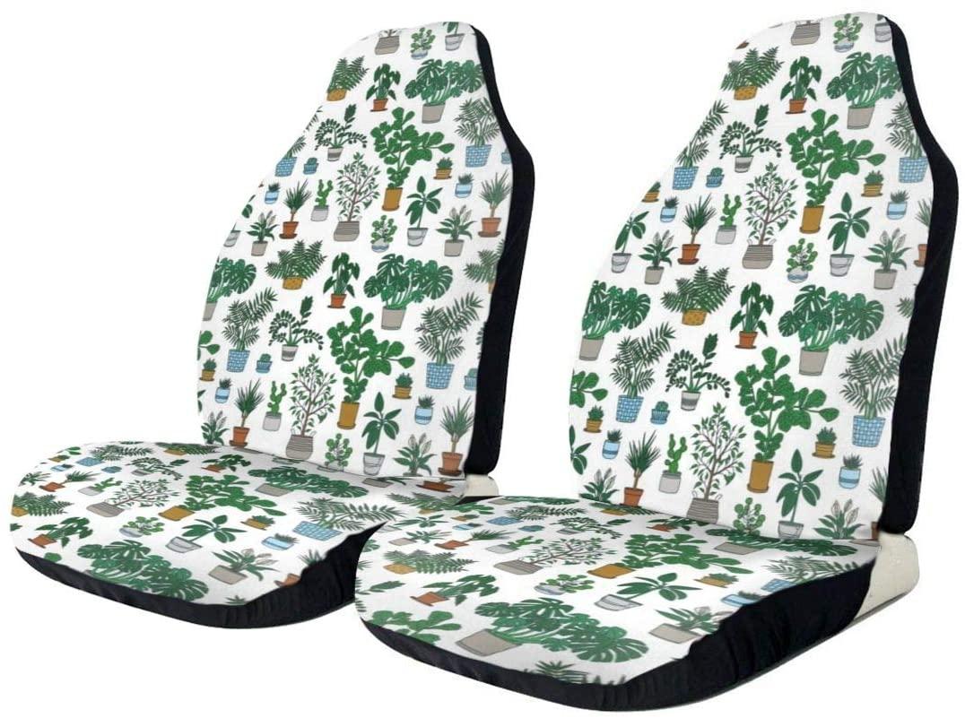 KLQ Bonsai Tree Car Seat Cover Saddle Blanket Seat Pad Protectors