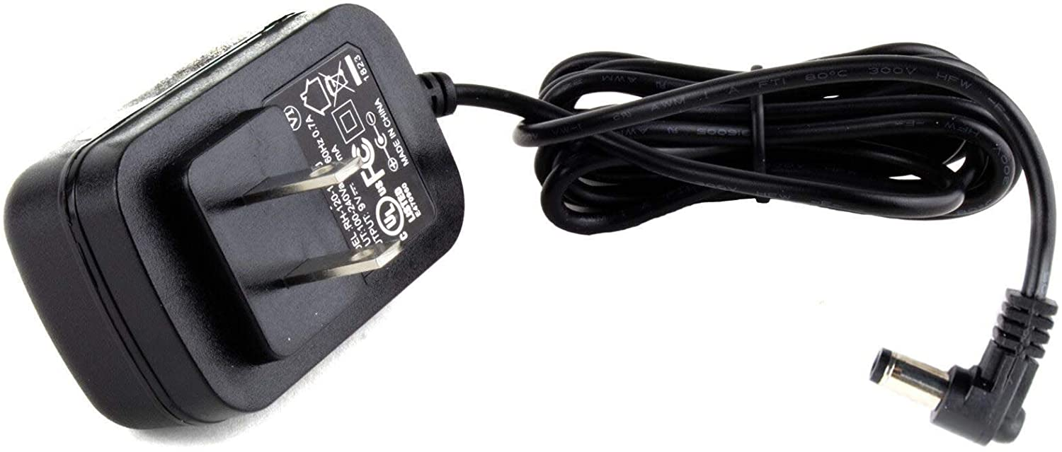 MyVolts 9V Power Supply Adaptor Compatible with Hotone Omni AC Effects Pedal - US Plug