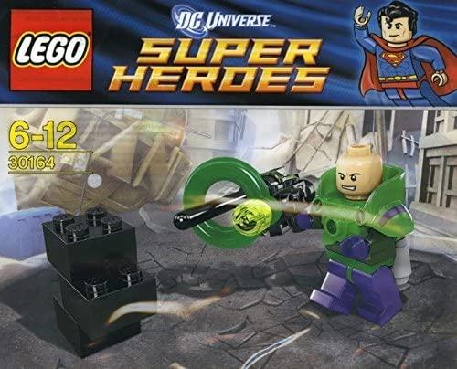 LEGO Super Heroes: LEGO Batman 2 : LEX LUTHOR Minifigure 30164 EXCLUSIVE PROMO Luther