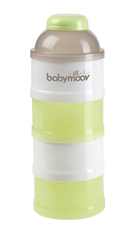 Babymoov Baby Formula Dispenser - 4 Stackable Compartments