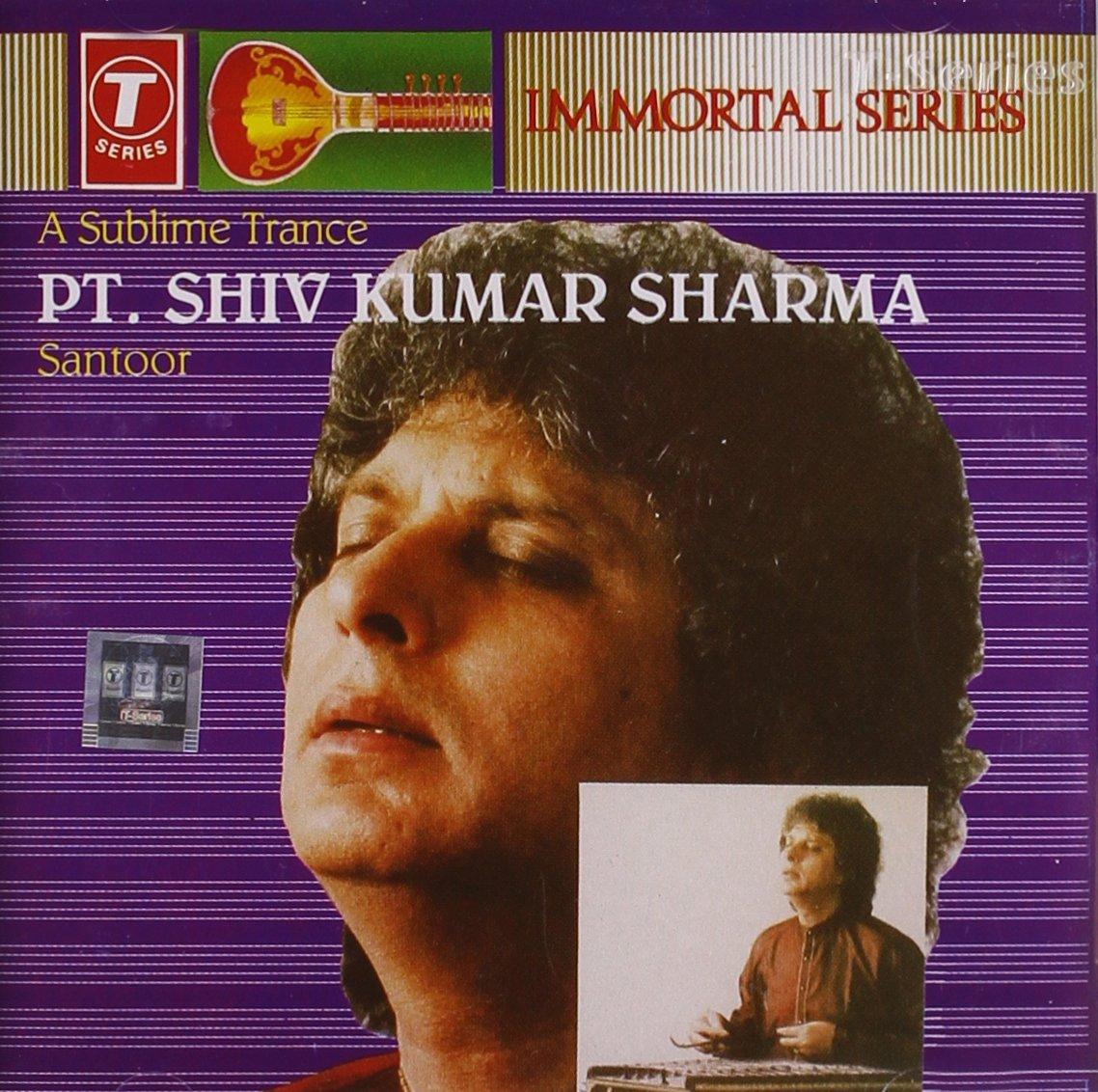 A Sublime Trance Pt. Shiv Kumar Sharma Santoor