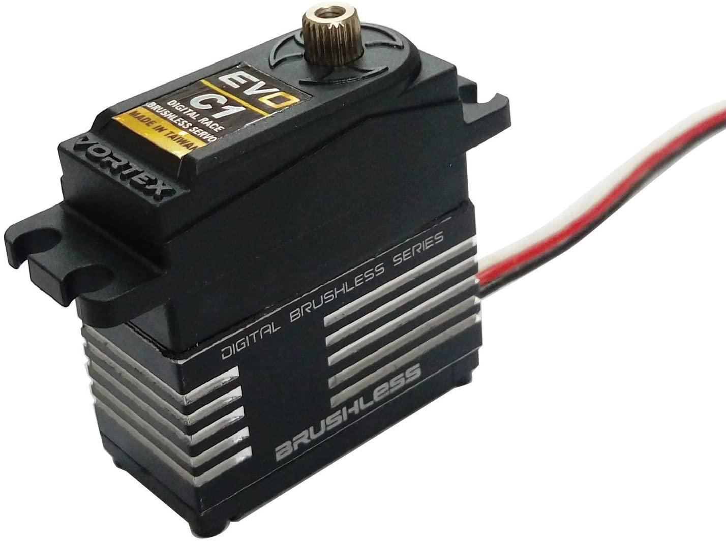 EVO-C1 / Digital Brushless Servo - High Speed High-Torque