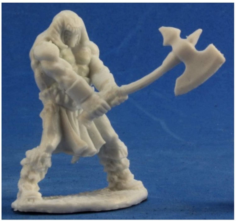 Bones Cuth Wolfson, Barbarian Male