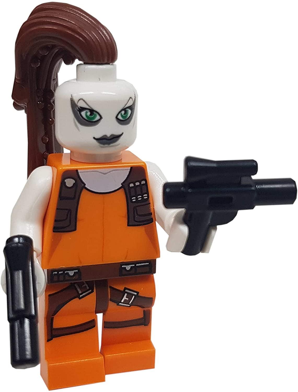 AURRA SING MINIFIGURE: LEGO STAR WARS