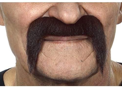Viving Costumes 202843 Moustache, Multi Color, One Size
