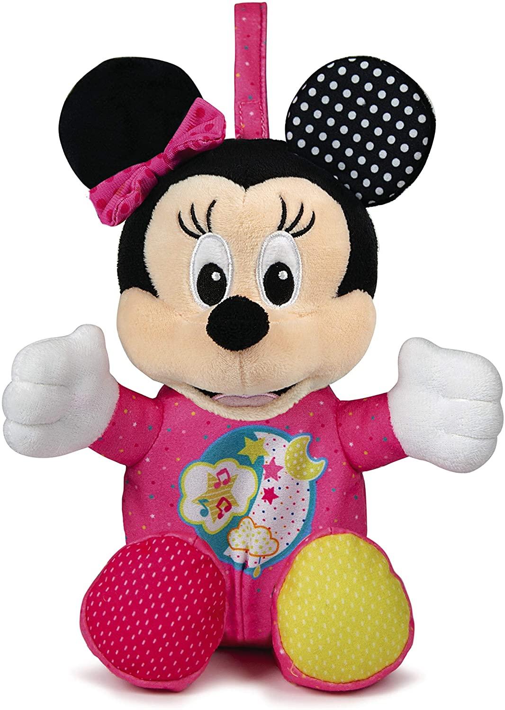 Clementoni - Baby Minnie Lighting Plush - 17207