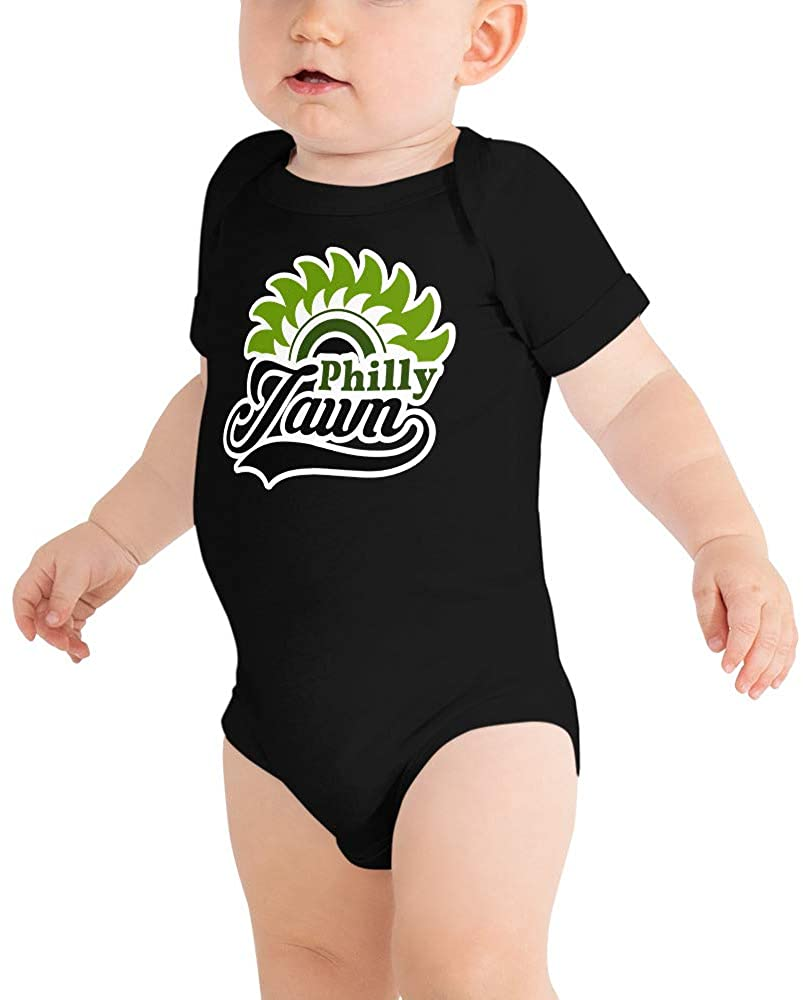 Living Life Lovely Philly Jawn | Philly Dilly | Baby Bodysuit with Three Snap Leg Closure
