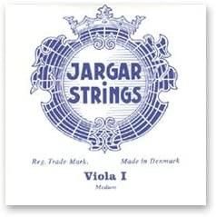 Jargar Viola String Set, 4/4 Size - Forte