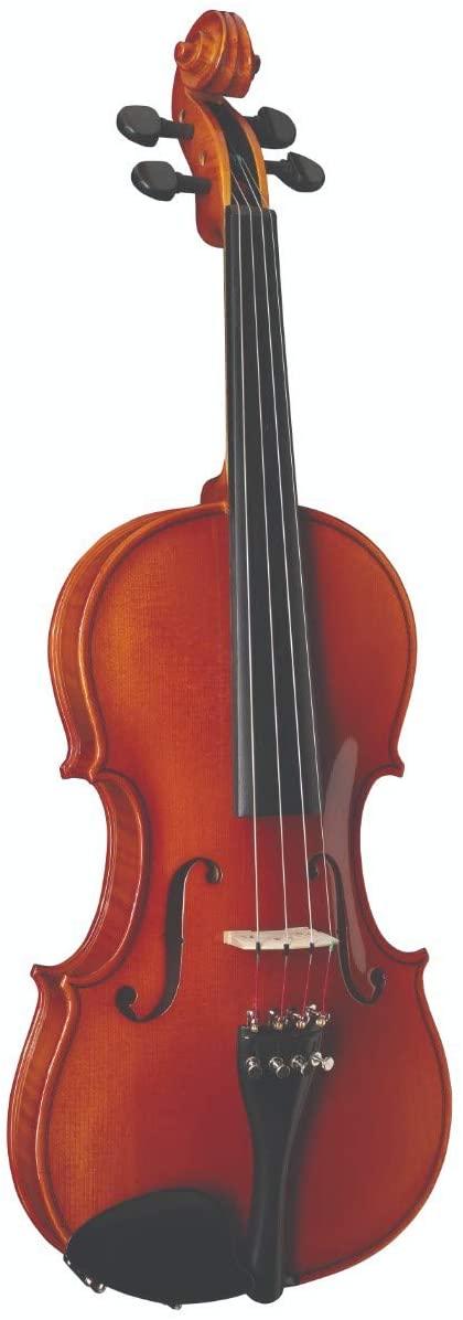 Becker, 4-String Violin, Polished gold brown (1000A)