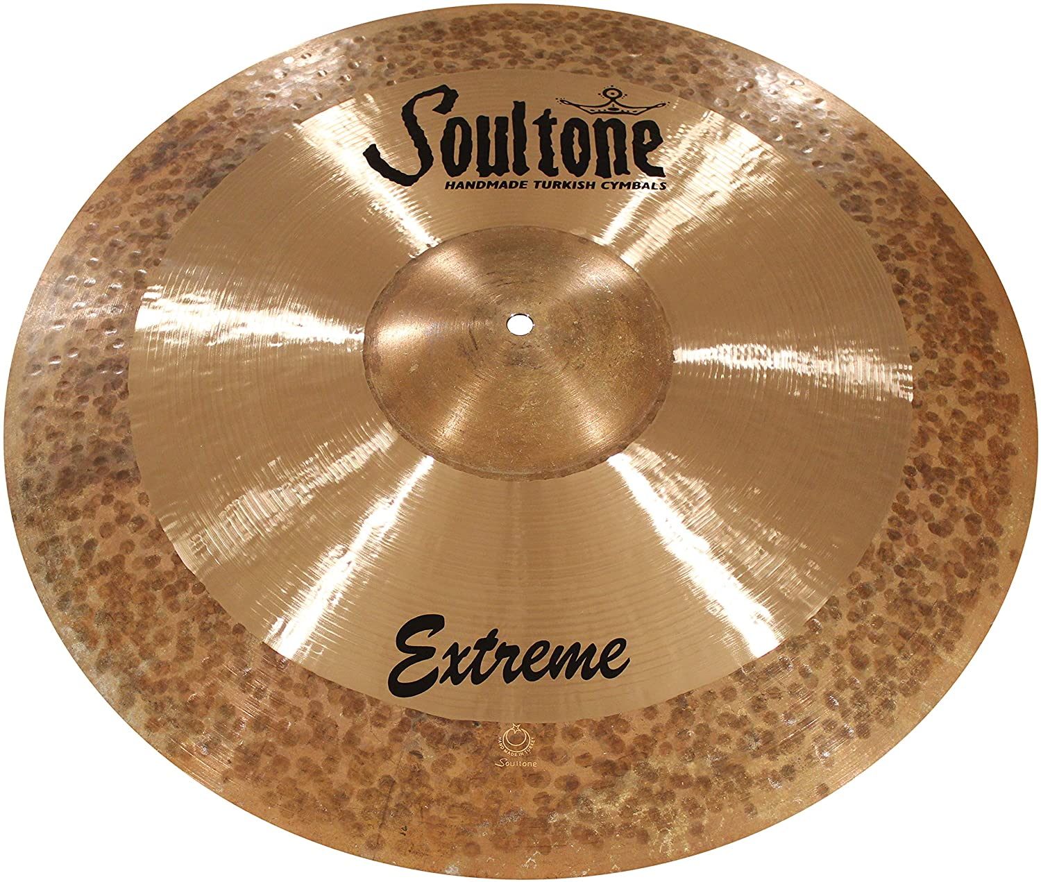 Soultone Cymbals Extreme, 20.5 inches Crash Ride Cymbal ((EXT-CRR20.5
