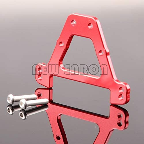Parts & Accessories New Enron Aluminum Rear Bulkhead ER013A for RC CAR 1:10 for Traxxas 1/10 REVO 2.5 3.3 - (Color: RED)