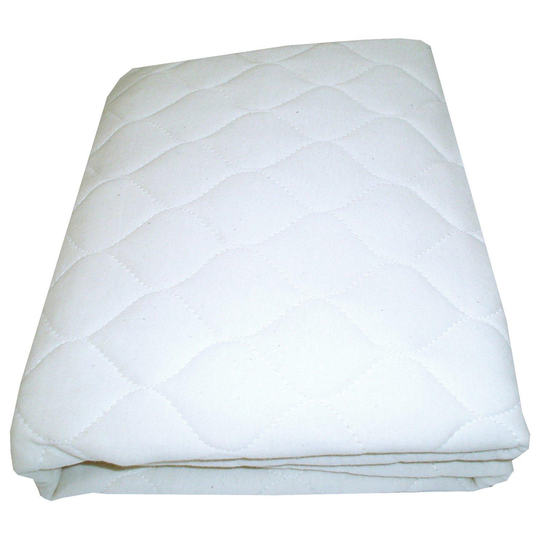 Babydoll Bedding Bassinet Waterproof Flat Mattress Pad For Babies - Size: 13 x 29