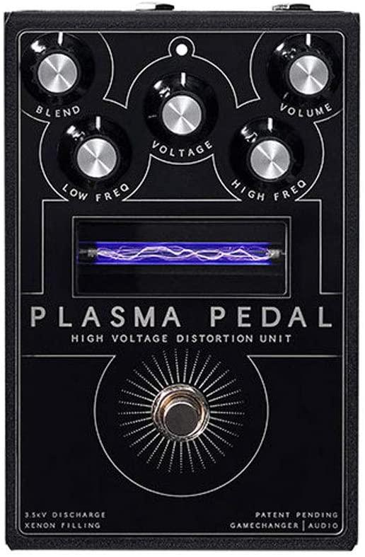 Gamechanger Audio Plasma Pedal Xenon Tube Overdrive/Distortion