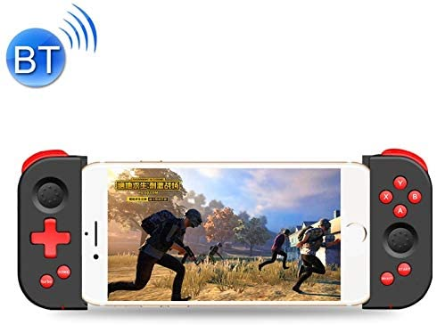 Readygo Good Helper for Work and Life X6pro Universal Stretchable Bluetooth Game Controller Gamepad(Black),It can be Used for a Long time