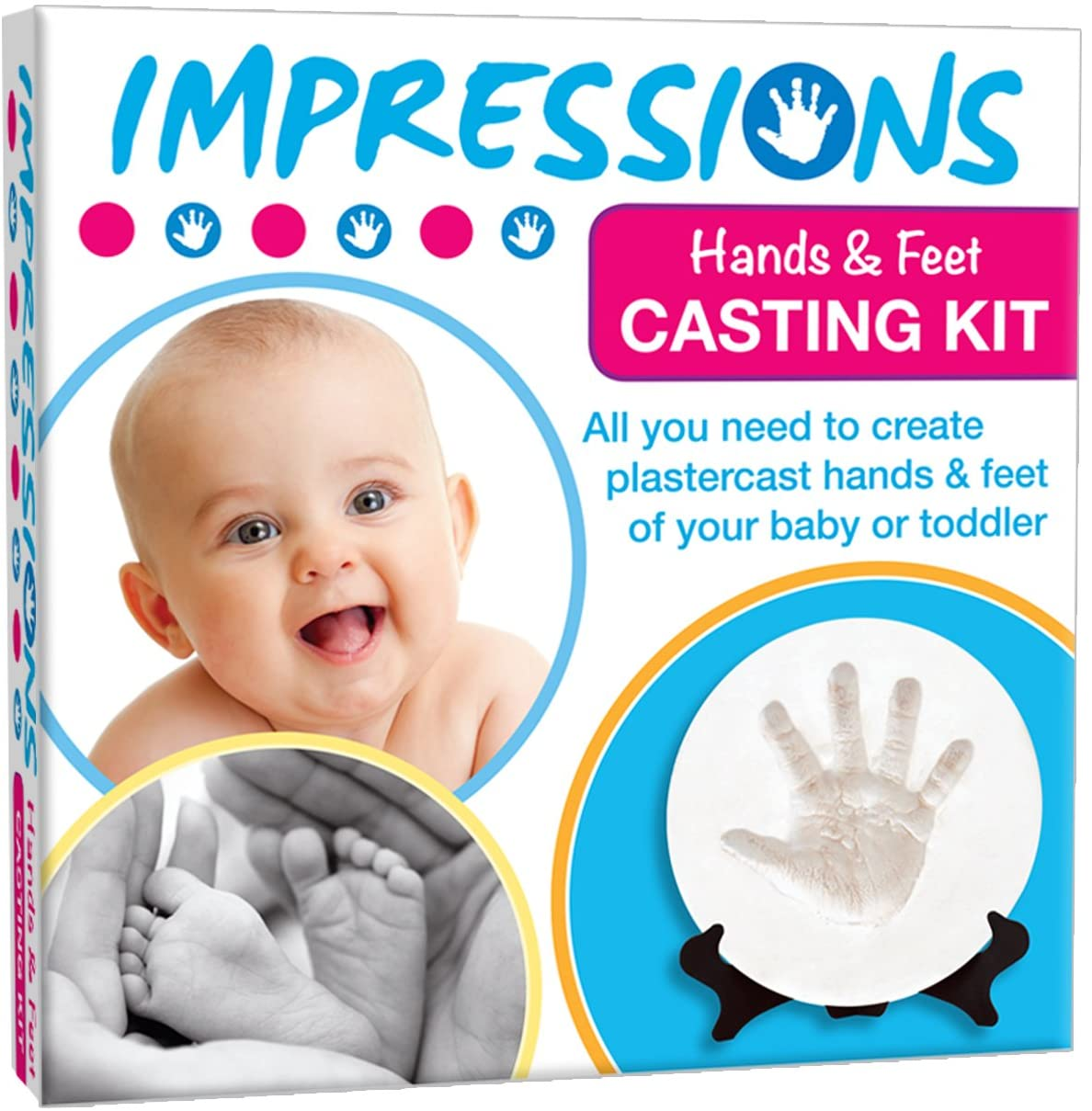 Cheatwell Games Impression Casting Baby Kit