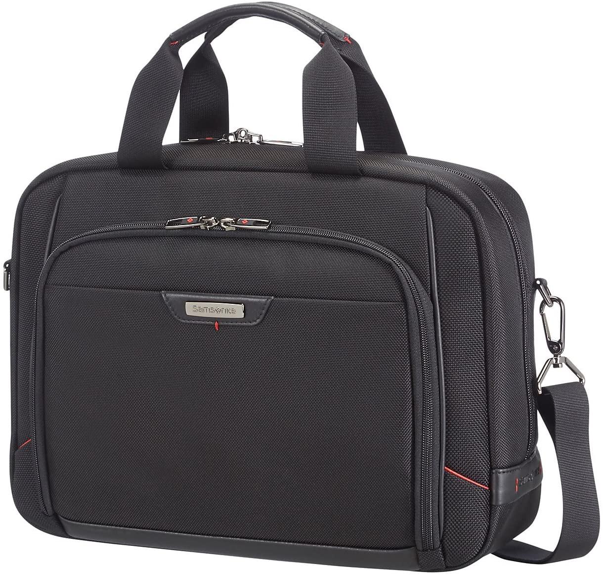 Samsonite Briefcase   Tablet Workstation 25.7cm   Pro-DLX Line   35V028-Black
