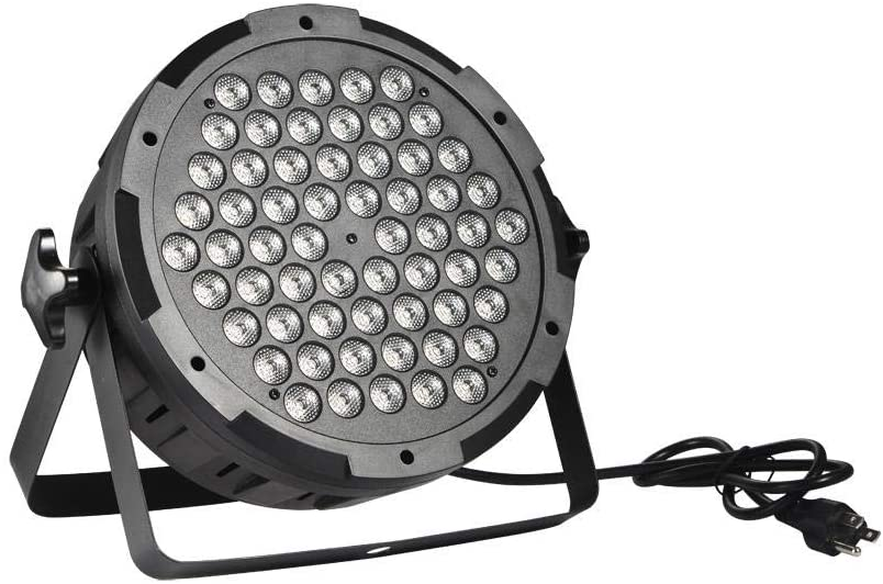 MKLC 100W High Power Stage Light Lamp RGB Super Bright Waterproof for Outdoor Indoor