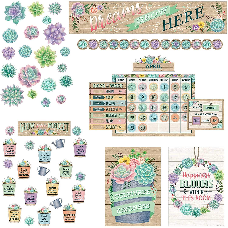 Teacher Created Resources Decorative Board Set, Multicolor