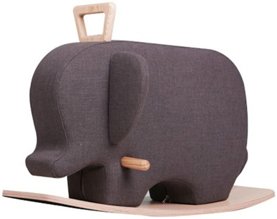 [Design Yoons] HIZOO Rocker Animal Elephant Craftsman Toy Furniture
