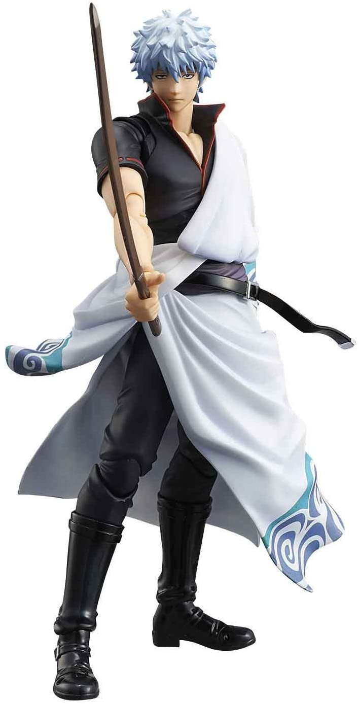 Megahouse Gintama Sakata Gintoki Variable Action Hero Figure