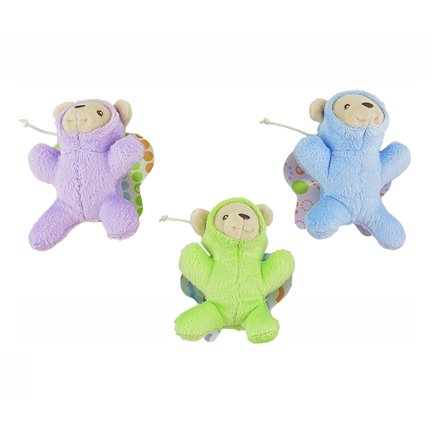 Butterfly Dreams 3-in-1 Projection Mobile Replacement Toy Bag for Mobile Blue Bear, Green Bear, and Purple Bear