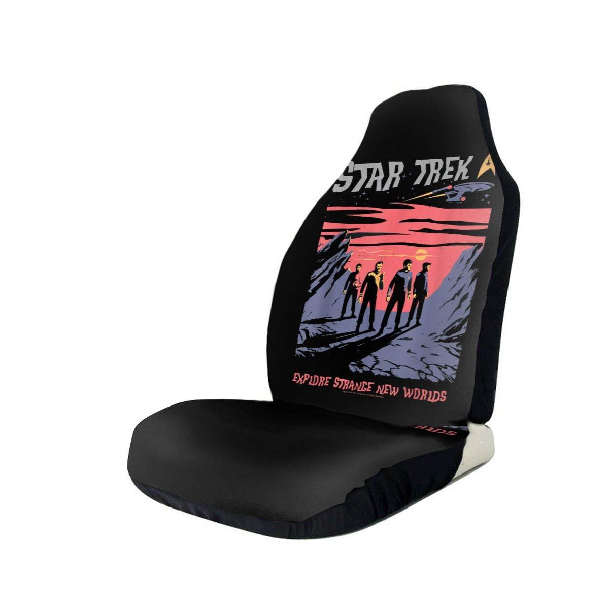 Star -Trek Car Seat Covers Car Seat Protector Covers ,Fit Most Cars, Sedan, SUV,Van