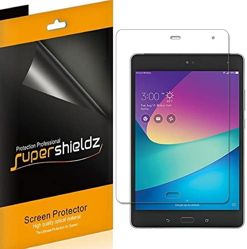 (3 Pack) Supershieldz for Asus (ZenPad Z8s) Screen Protector, High Definition Clear Shield (PET)