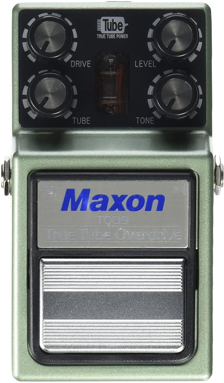Maxon 9-Series True Tube Overdrive