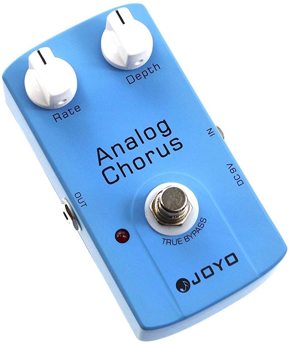 JOYO JF-37 Analog Chorus Guitar Pedal for Circuit-chorus Tone Pedal Effect Classic BBD Chip True Bypass Design