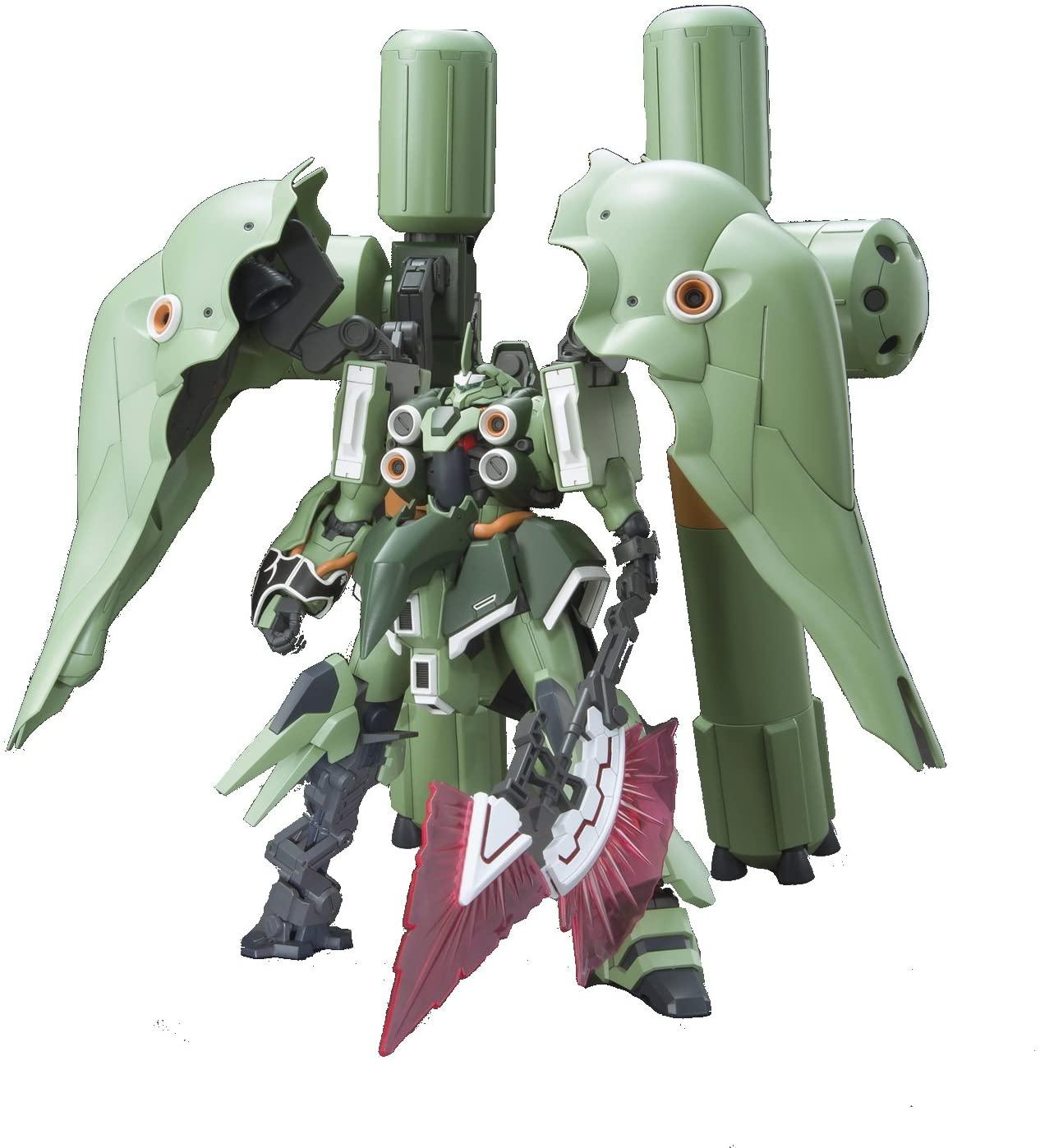 Bandai Hobby HGUC #179 Kshatriya Repaired Gundam UC Model Kit (1/144 Scale)