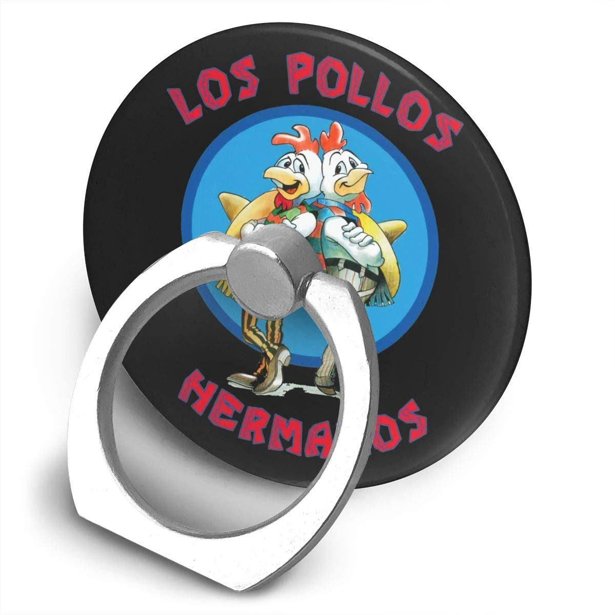 Los Pollos Hermanoscompatible with All Smartphone 360 Degree Holder Smartphone