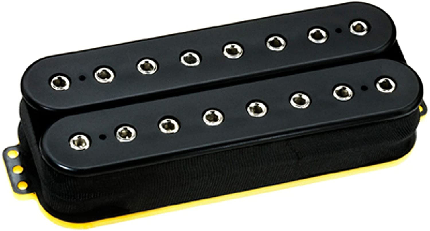 DiMarzio DP811 Ionizer 8-String Bridge Humbucker Pickup Black