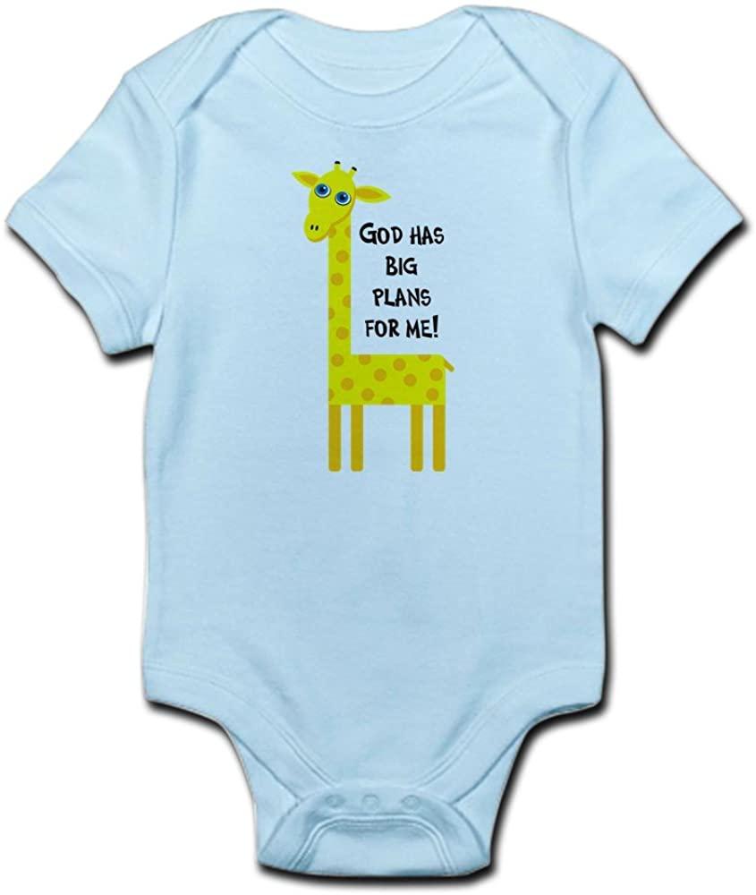 CafePress Cute Christian Cute Infant Bodysuit Baby Romper