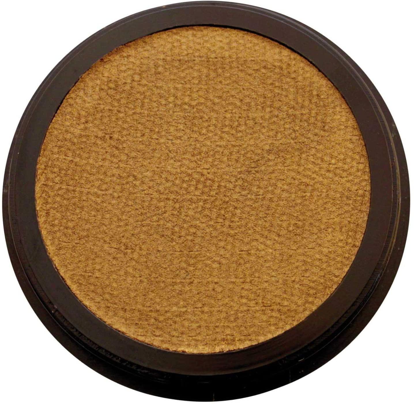 Creative Eulenspiegel 180761 Pearlised Bronze 20 ml/30 g Professional Aqua Make-Up