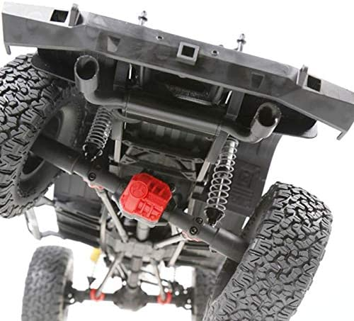Parts & Accessories Vent Throat Pipes Tail Exhaust Pipe for 1/10 RC Crawler Car for Traxxas TRX4 SCX10 Install and Remove Convenient Simple