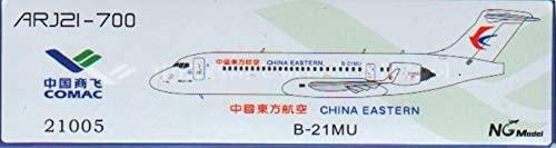 NG Model NGM21005 1:400 China Eastern ARJ21-700 Reg #B-21MU (pre-Painted/pre-Built)