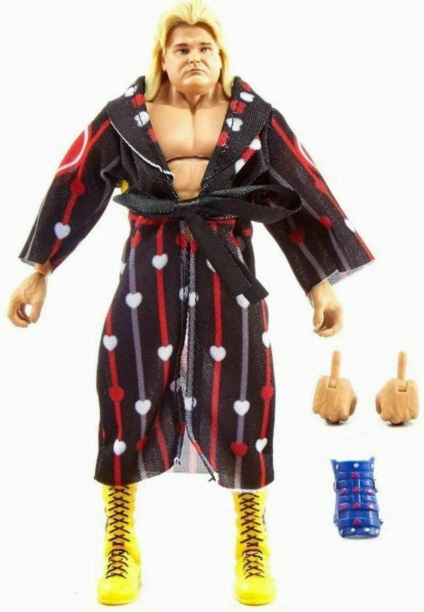 WWE Legends Elite Collection Greg The Hammer Valentine Exclusive Action Figure