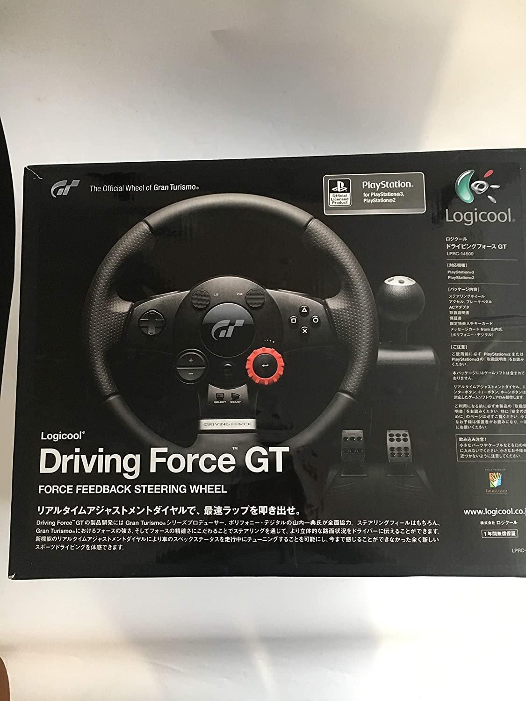 Logicool Driving force GT(LPRC-14500)