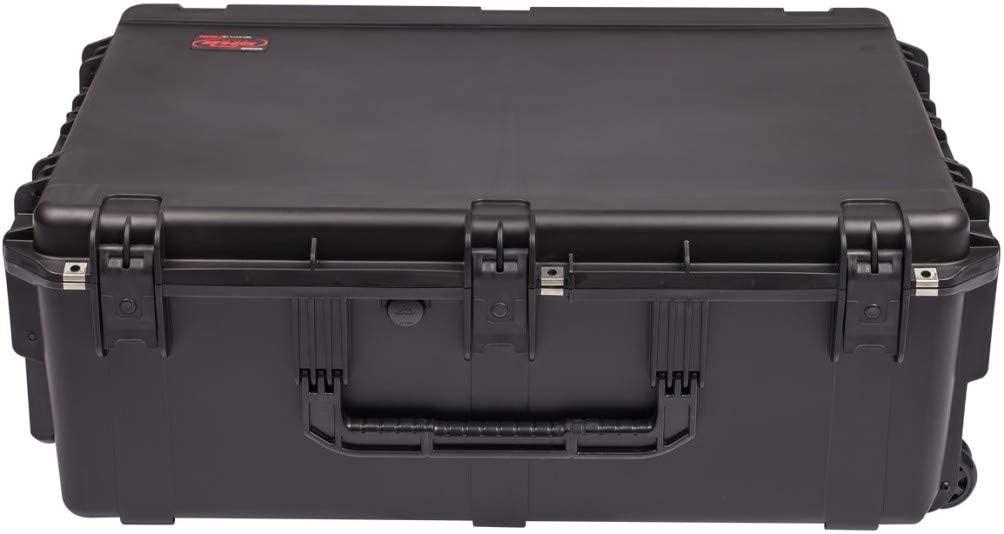 SKB 3i3424-12SQ7 iSeries Rolling Waterproof Case for Allen & Heath SQ7 Mixer
