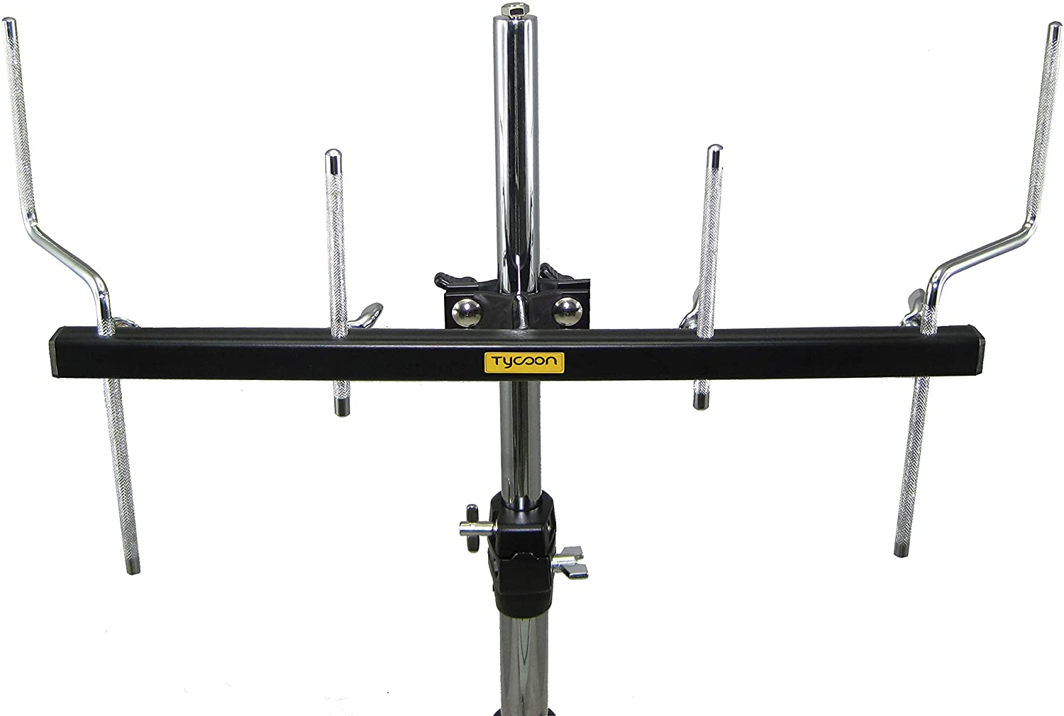 Tycoon Percussion MOUNTING BAR BLACK FOR ALL MOUNTABLE PERCUSSION (TPMB)