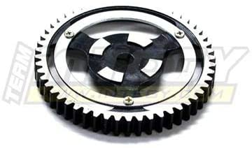 Integy RC Model Hop-ups T7098 Steel Spur Gear for HPI Savage-X, 21 & 25 52T