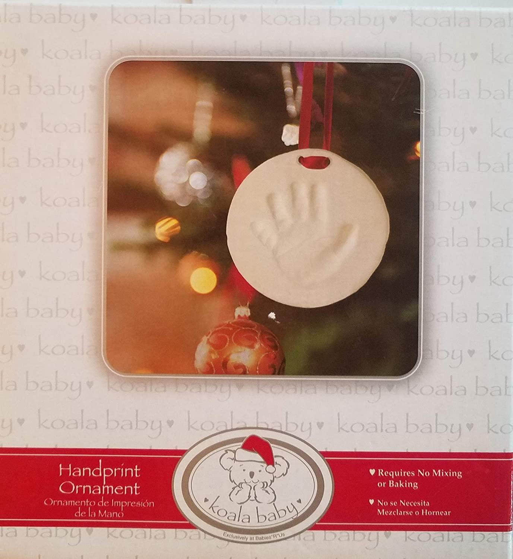 Koala Baby Handprint Ornament Kit